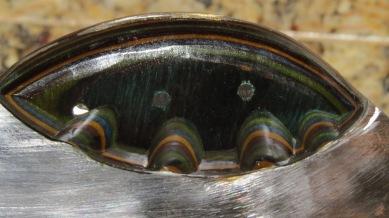 Close-up Diamond Wood